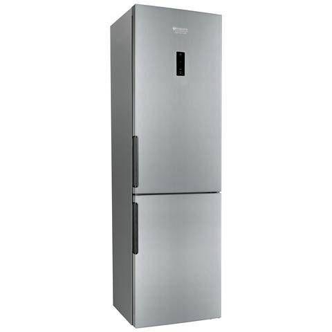Prezzi e Sconti: #Hotpoint frigorifero combinato lh8ff2oa no ad Euro ...