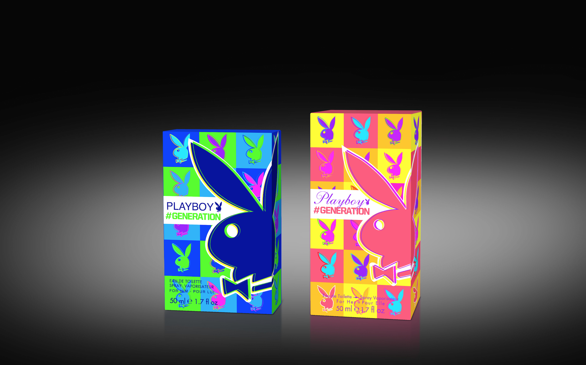 Playboy #packaging #design I Nicolas Baral