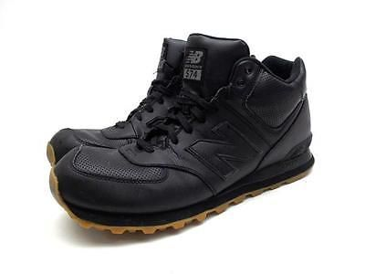 new balance 574 mid cut leather