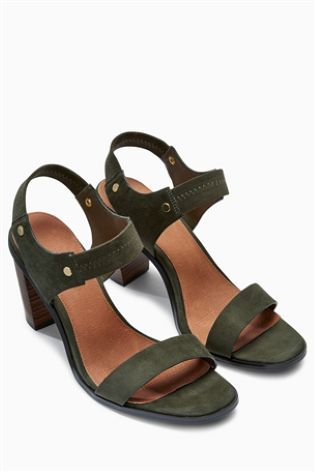 f2ff9a7a084 Buy Forever Comfort Elastic Sandals online today at Next  Israel ...