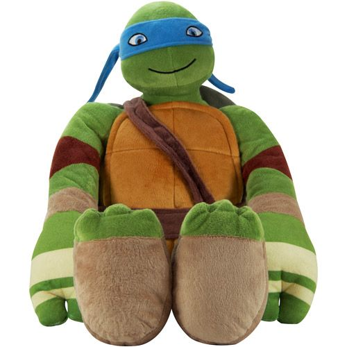 tmnt leonardo pillowbuddy