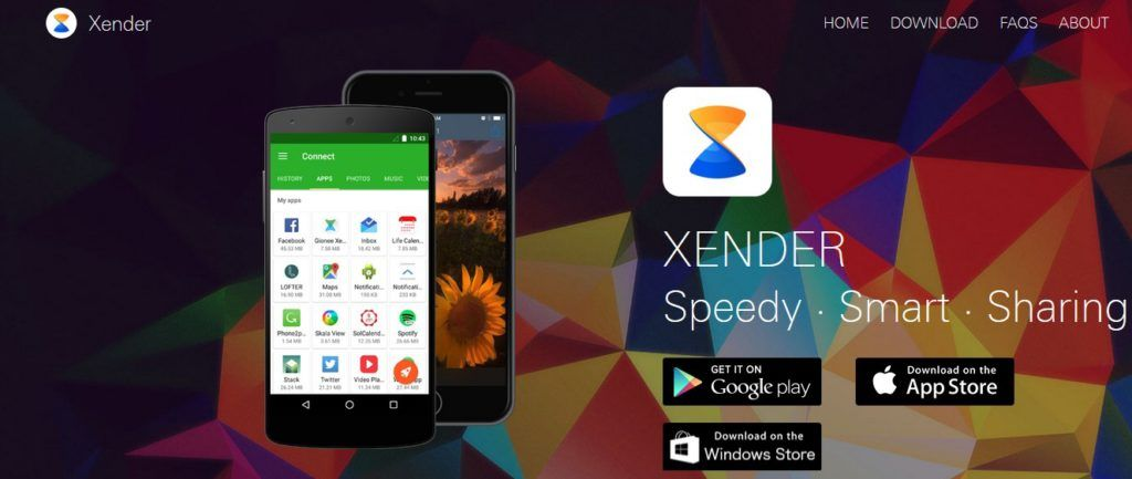 Xender App - Fast and Free File Sharing App I Xender Download