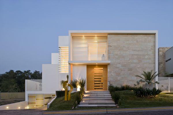 M House by Ricardo Agraz, via Behance