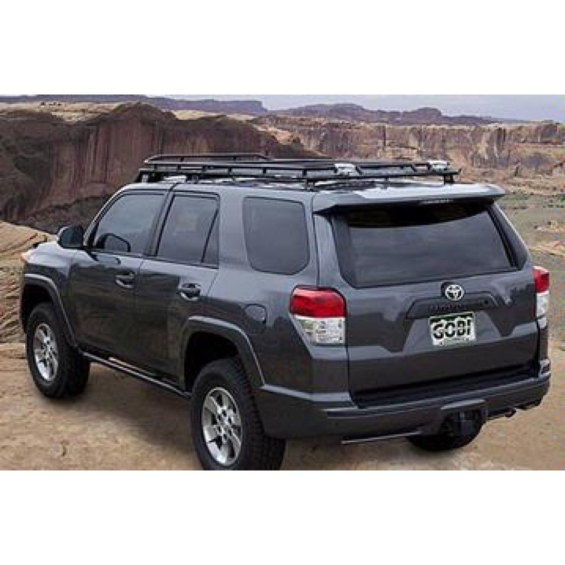 GOBI Toyota 4Runner Roof Rack (With images) Toyota