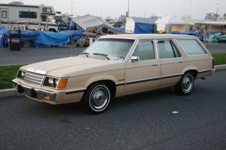 1984 ford station wagon