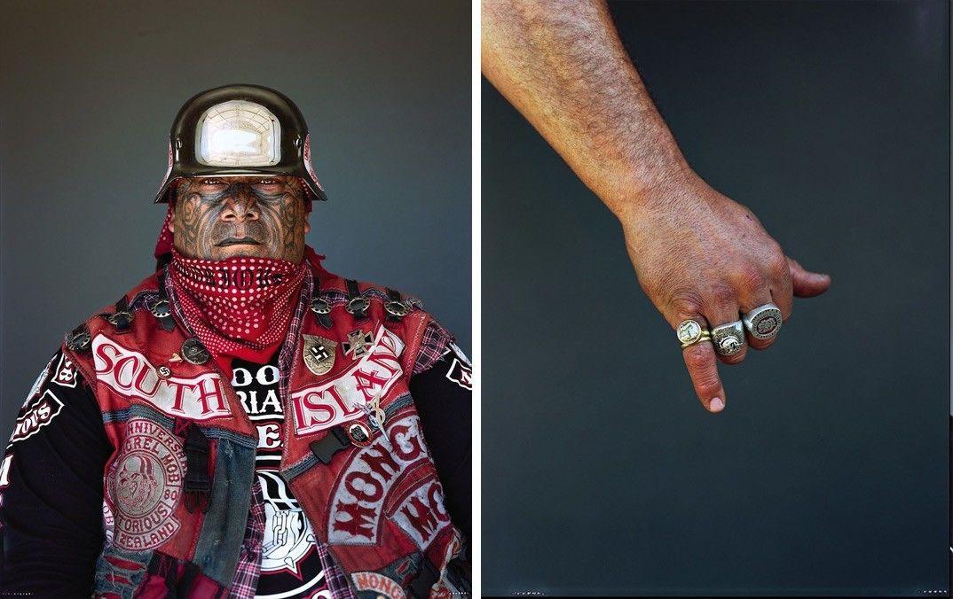 New Zealand's largest gang by Jono Rotman
