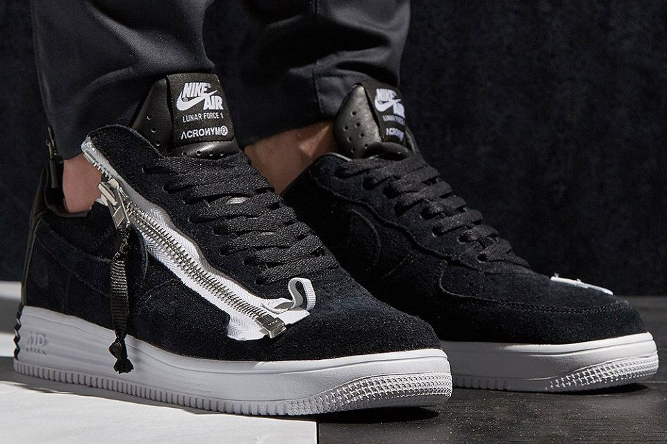 detailed look 59da2 9b63d Acronym x Nike Lunar Force 1 SP Sneakers Nike LunarForce