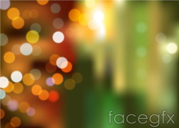 Fuzzy night background vector