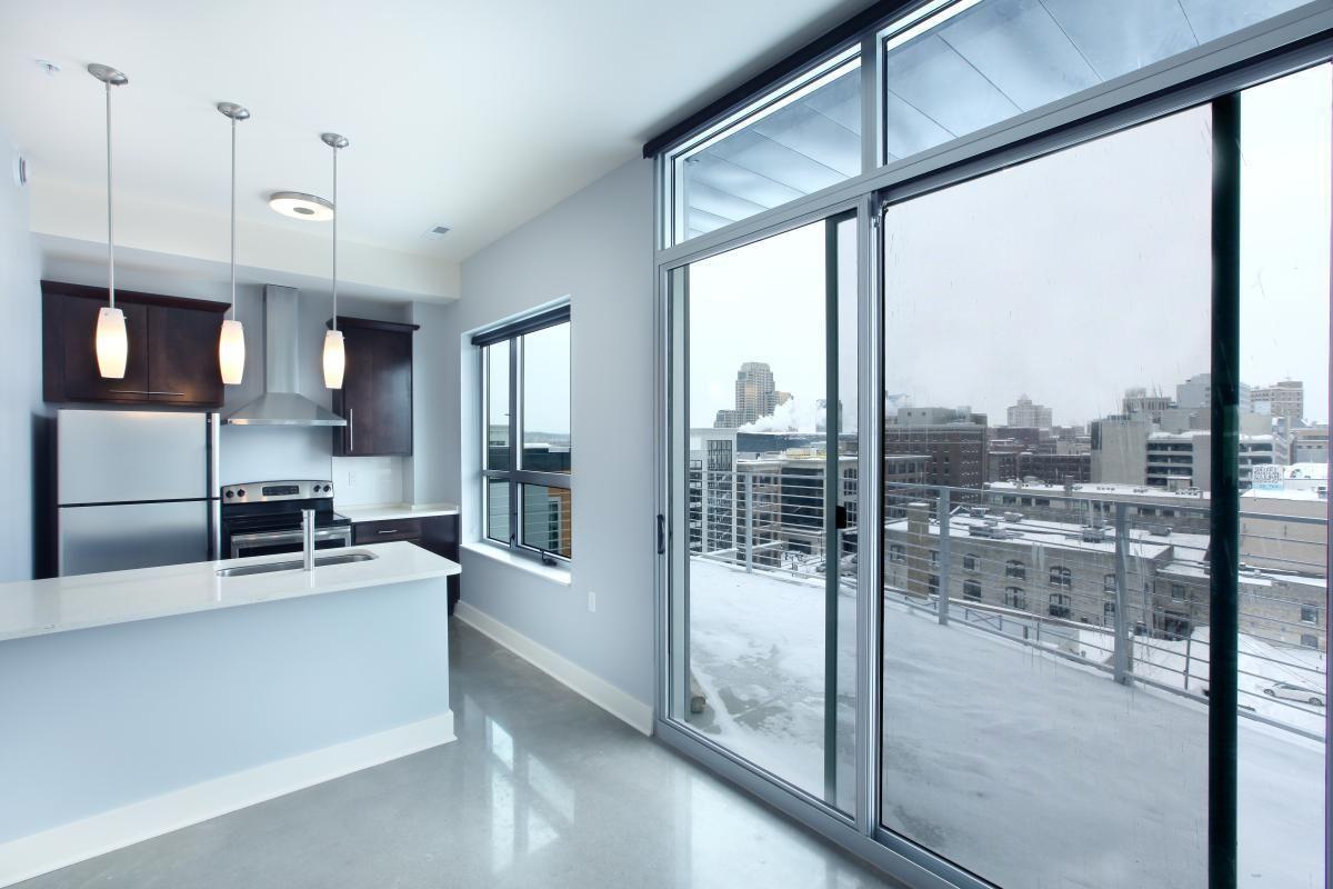 205 Division Avenue S Apt 605 Grand Rapids Mi 49503 Hotpads Polished Concrete Flooring Condos For Rent Concrete Floors