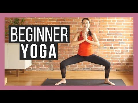 20minute beginner flow for strength and flexibility
