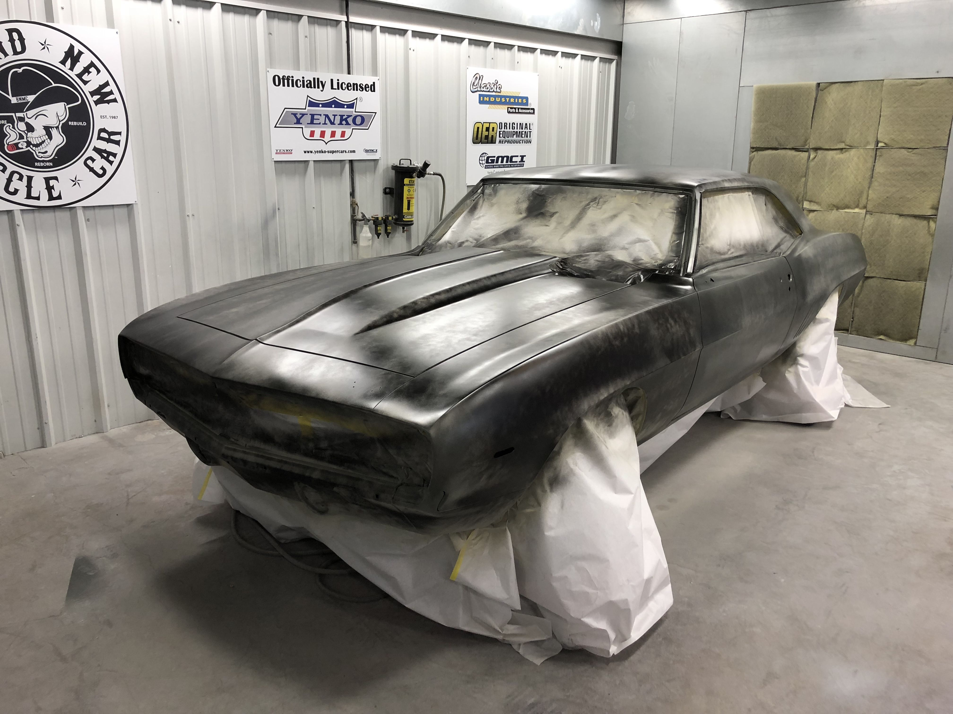 Shoot 2 Day 3 rocked! sYc-001 is in primer. nd New Muscle Car ... on supercar show, supercar concept cars, supercar brands, supercar art, supercar design, supercar kit car, supercar wallpaper, supercar garage, supercar photography, supercar lineup,