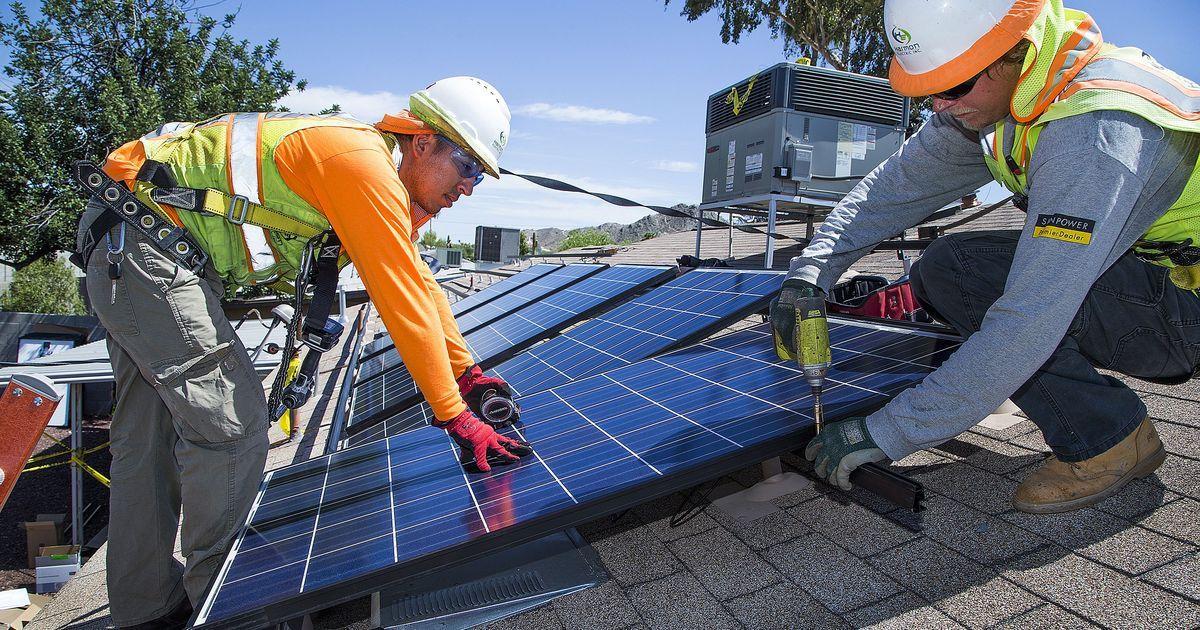 My Turn Why Aps Can T Keep Subsidizing Solar Solar News Solar Solar Cost