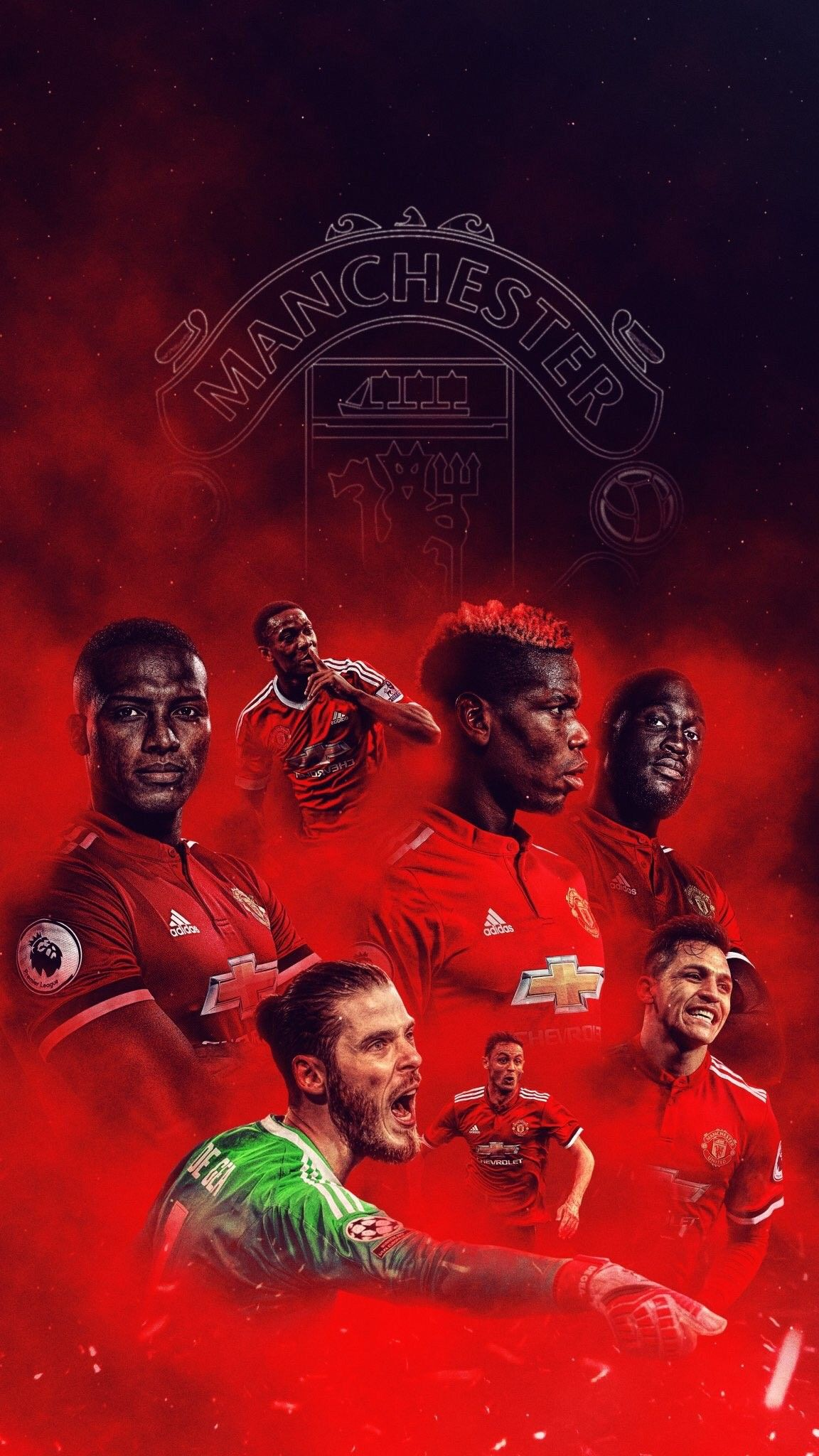 List of Beautiful Manchester United Wallpapers 2007