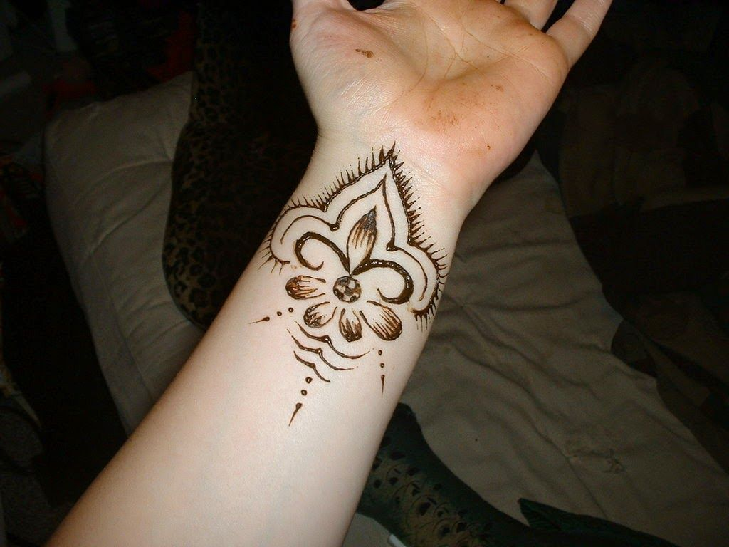 Beautiful Henna Tattoo Designs For Your Wrist Henna Tattoo Wrist