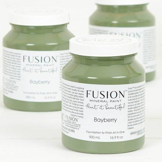 Bayberry Fusion Mineral Paint Mineral Paint Fusion Paint