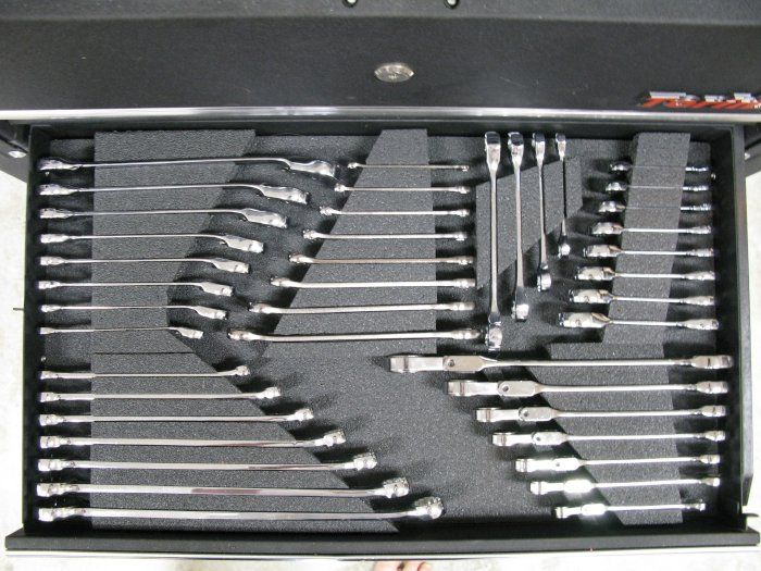 garage tool box ideas - Lets see pictures of your tool box organization The
