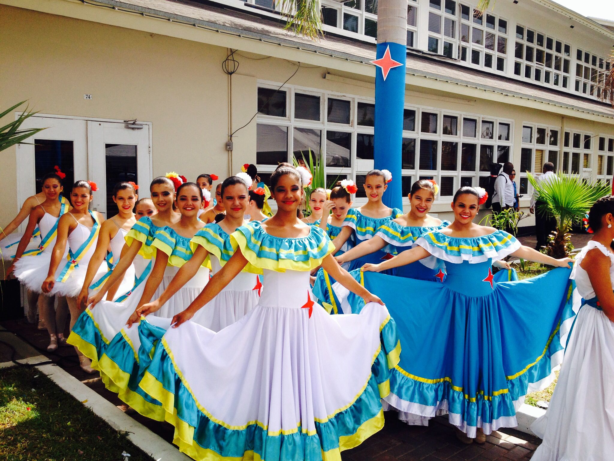 aruba flag day celebration