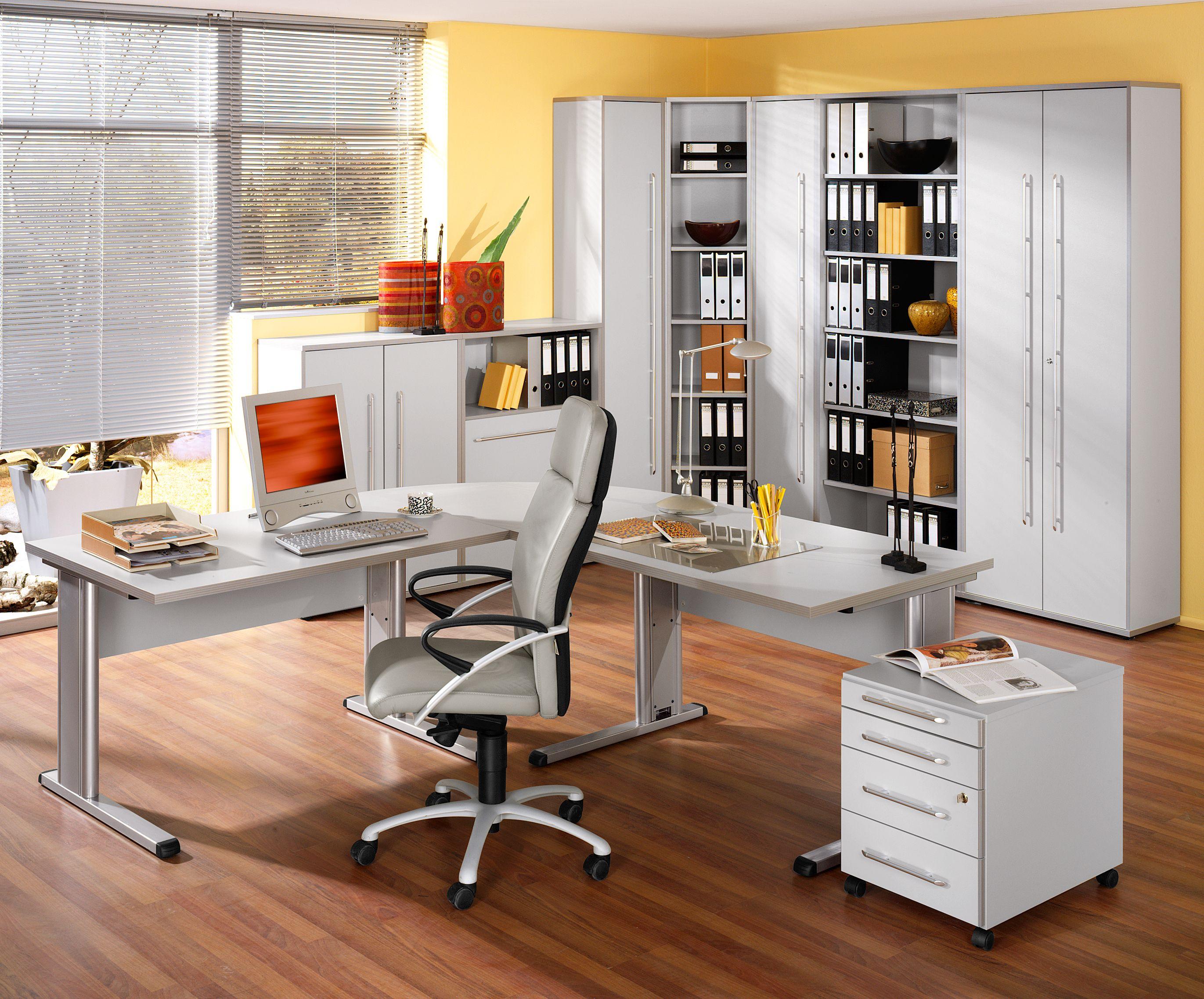 Büromöbel MOXXO Office-Grau von Schäfer Shop | Büromöbel MOXXO von ...