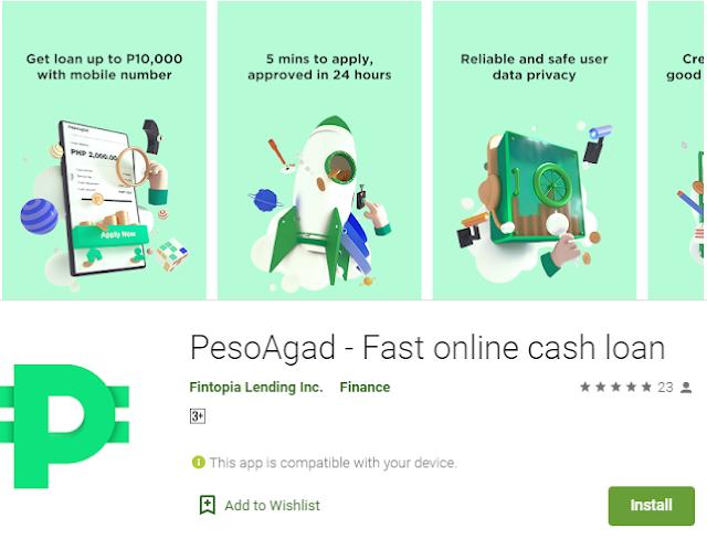 Peso Agad Usapang Pera At Iba Pa Lending App Online Cash Online Loans