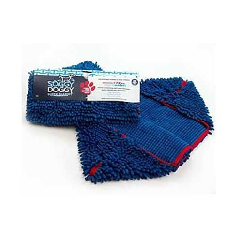 Soggy Doggy Super Shammy super-absorbent dog drying towel