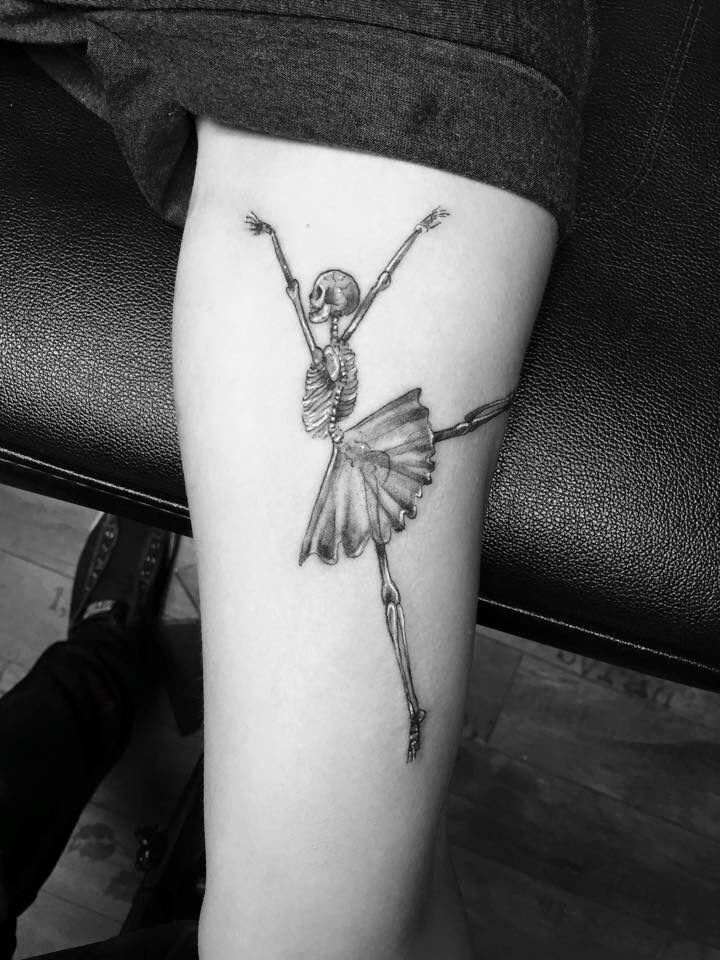 #skeleton #balley #tiny #tattoo #tattoos
