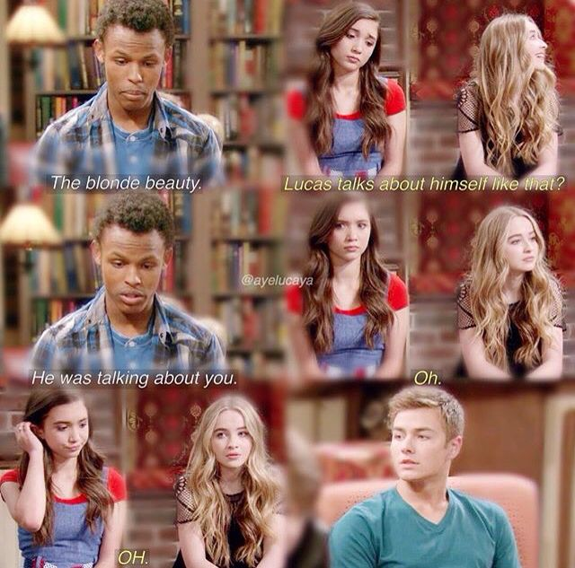 I've said this once, and I'll say it again: Girl Meets World is the best TV show in the history of the universe!
