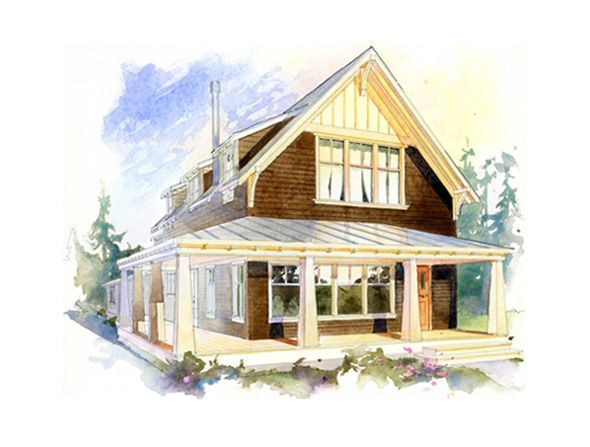 House Plan 479 2 Coastal House Plans Floorplans From Houseplans Com Modern Style House Plans Cottage House Plans Farmhouse Style House