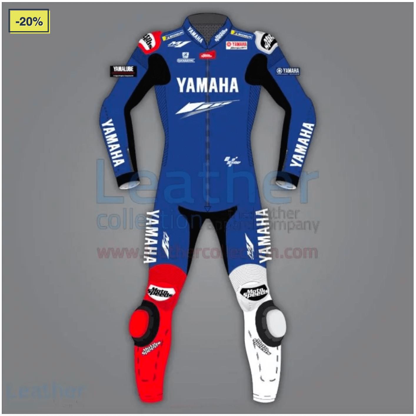 Lorenzo Yamaha Leathers MotoGP 2020 in 2020 (With