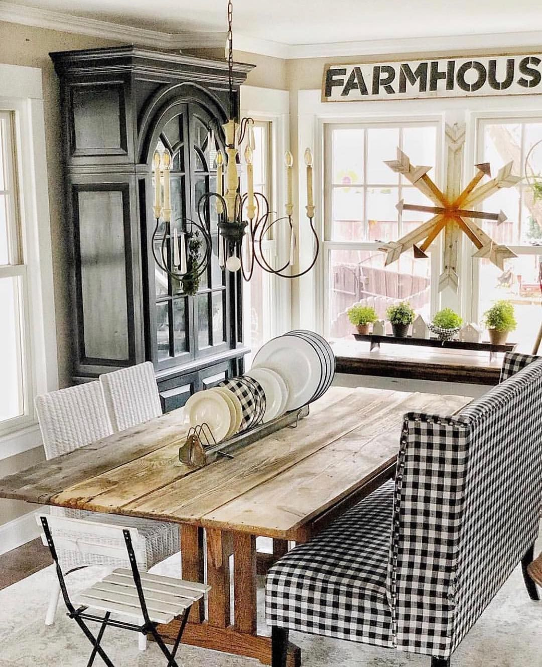 "Silo + Twine™ on Instagram ""What a beautiful dining room"