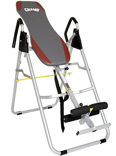 Body Champ IT8070 Inversion Therapy Table For Sale ...
