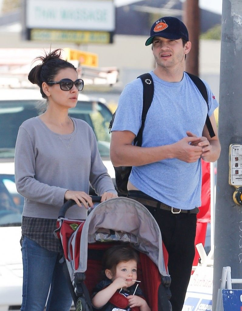 Mila Kunis And Ashton Kutcher Are Expecting Their Second Child