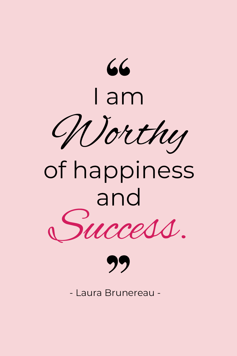 25 Positive Affirmations For Woman Empowerment and Positive Mindset | Quotes Positive Woman Strenght