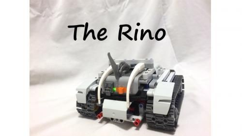 LEGO Set MOC-3275 The Rino - building instructions and parts list ...