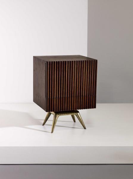 Bega Möbel melchiorre bega a bar cabinet by m bega mobile bar anni 50