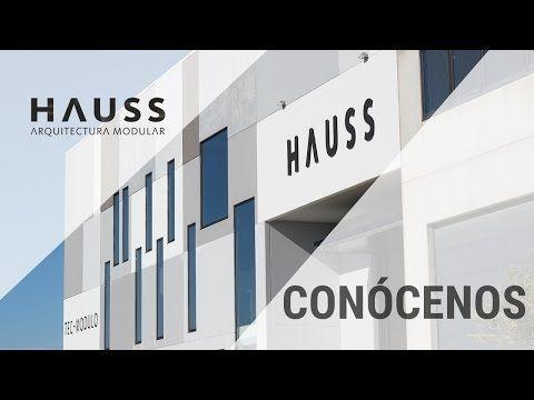 Hauss Modular Presentacion Youtube Arquitectura
