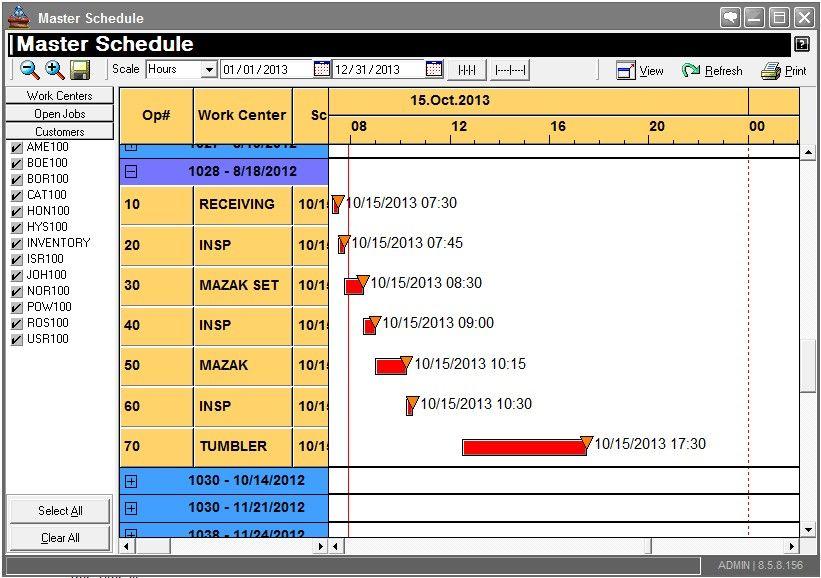 Master Calendar Template | Master Schedule Template Template Schedule Schedule Templates