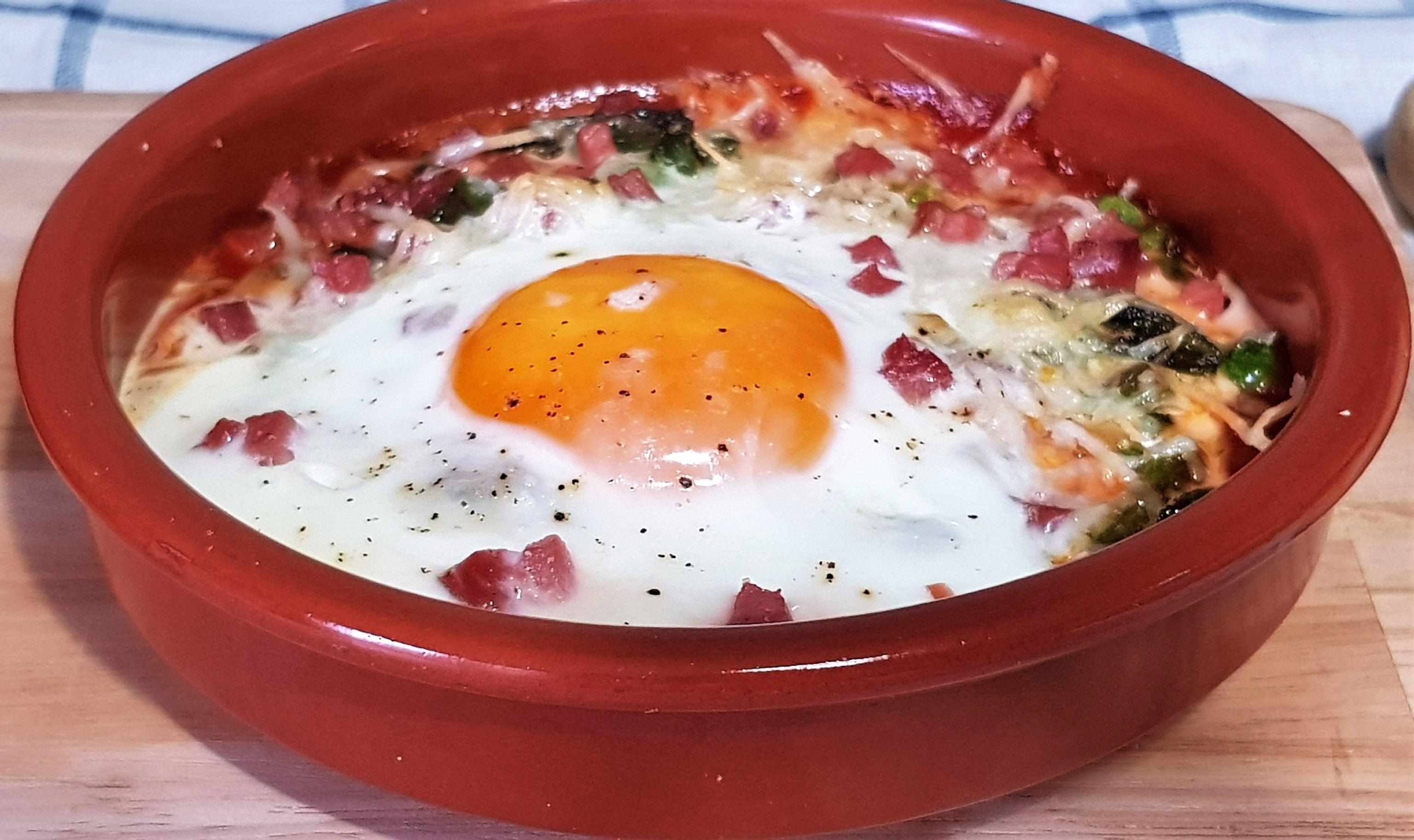 Huevos Al Plato Fácil Sencillo Y Rapido Yo Yo Misma Y Mis Cosas Huevos Al Plato Recetas De Comida Comida étnica