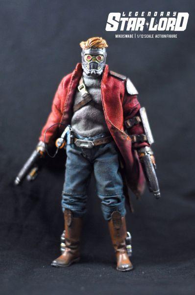 Legendary Star Lord (Marvel) Custom Action Figure | Custom