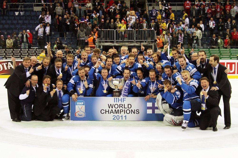 Finland world champions 2011!