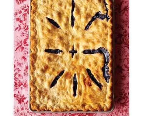 Blueberry Slab Pie Recipe | Food Recipes - Yahoo Shine