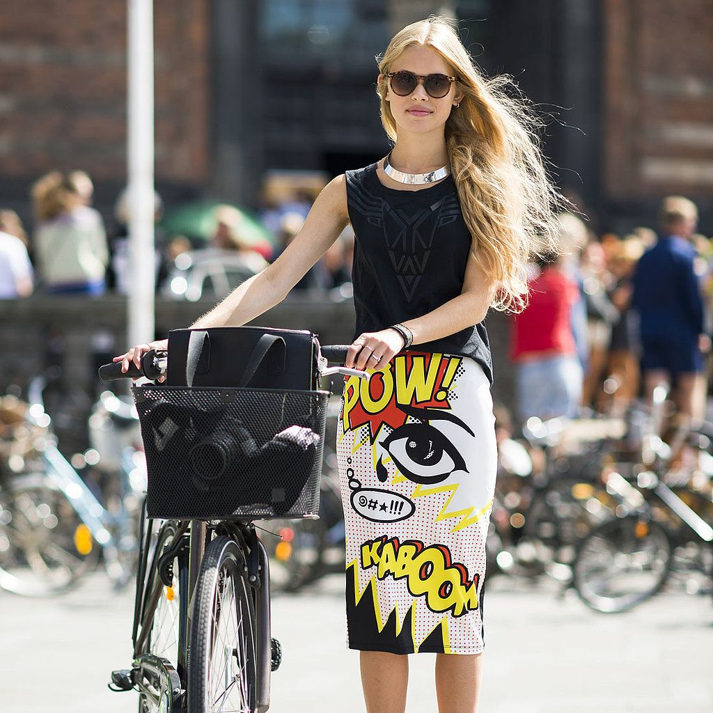 Paris Summer Street Fashion 2014