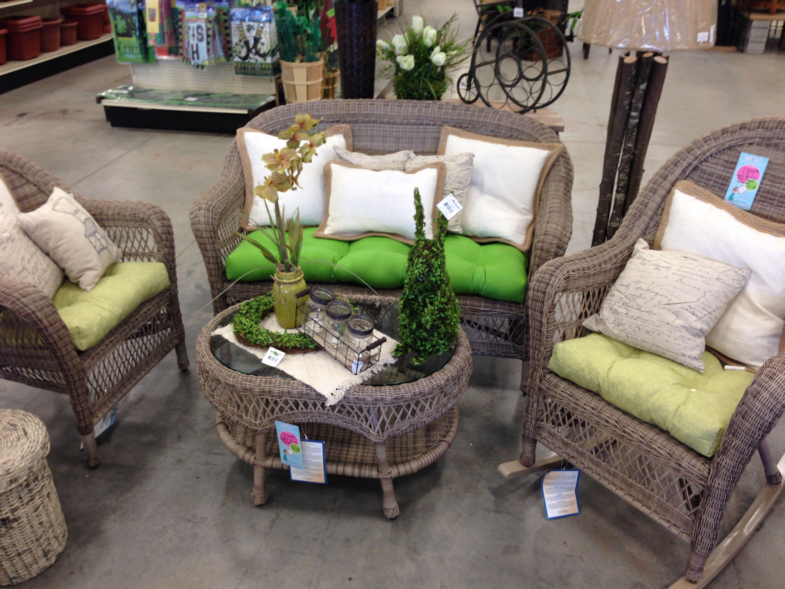 West Columbia Sc Wicker Patio Furniture