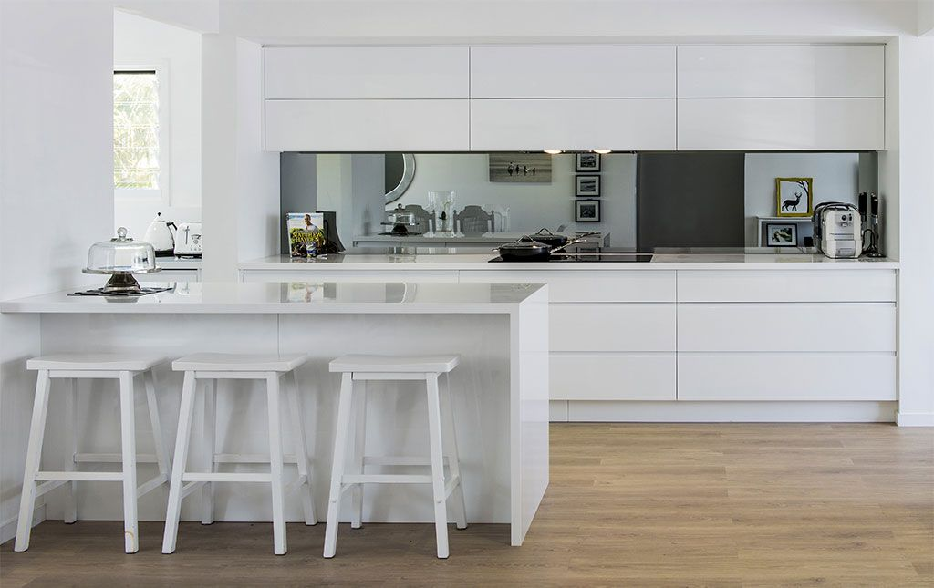 Purity Style Principal Kitchen. Masters | Kitchen dining combined ...