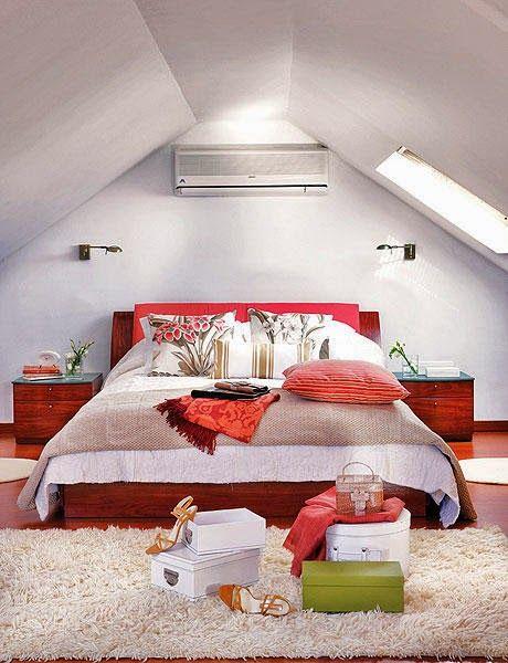 Jurnal de design interior - Amenajări interioare : Amenajare cu accente de roșu
