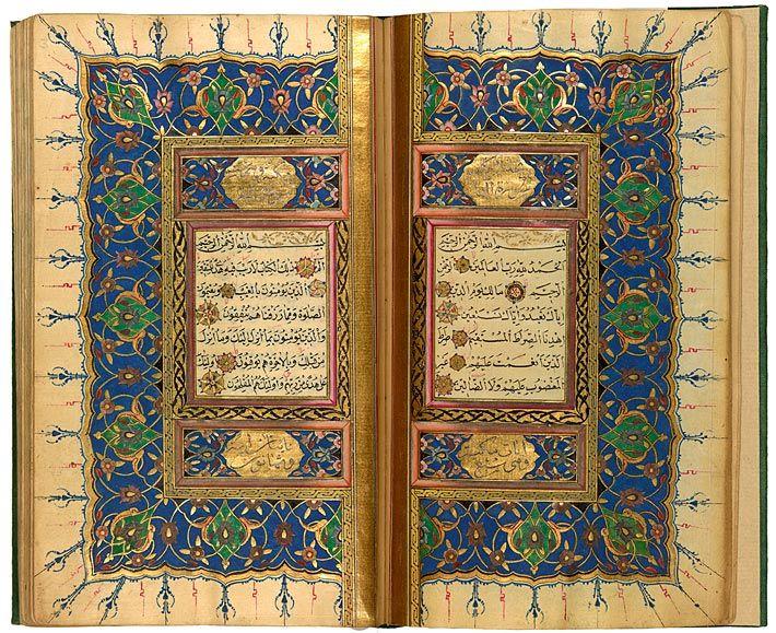 Treasures of Islam: Artistic Glories of the Muslim World