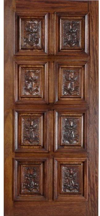 Eto Doors Montreal Slab Mahogany Wood 8 Panel Hand Carved Entry Door Front Door Or Barn Style Slinding Door Avai In 2020 Mahogany Doors Carved Doors Gorgeous Doors