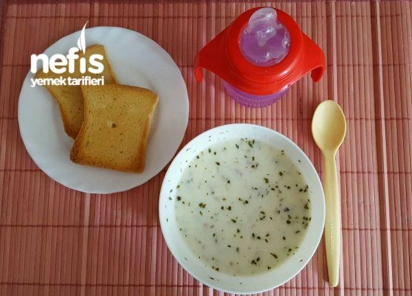 Bebekler Icin Kiymali Kiymali Yogurt Corbasi Yemek Tarifleri Yemek Bebek Yemek Tarifleri