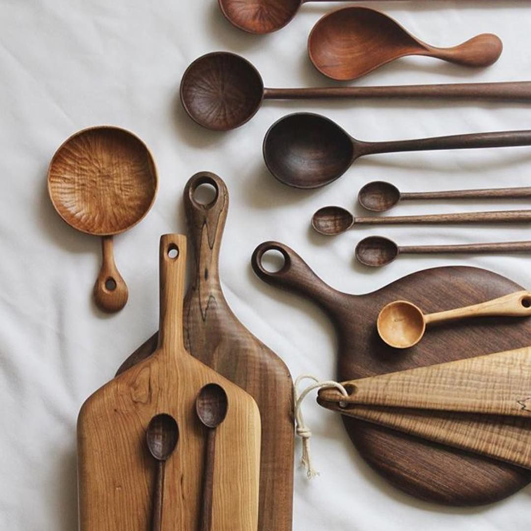 925 Likes 10 Comments Rivers Caves Riversandcaves On Instagram Repost Boardandspoon So Wood Utensils Wooden Kitchen Utensils Wood Spoon Carving