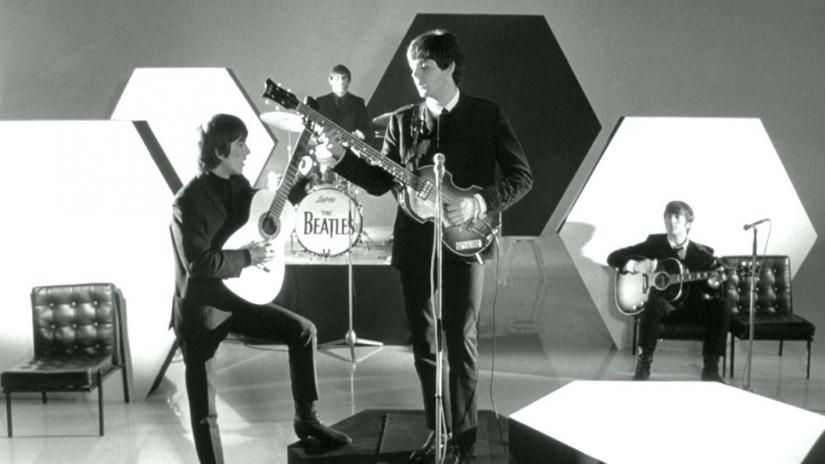 A Hard Day S Night Was More Than The Citizen Kane Of Jukebox Films