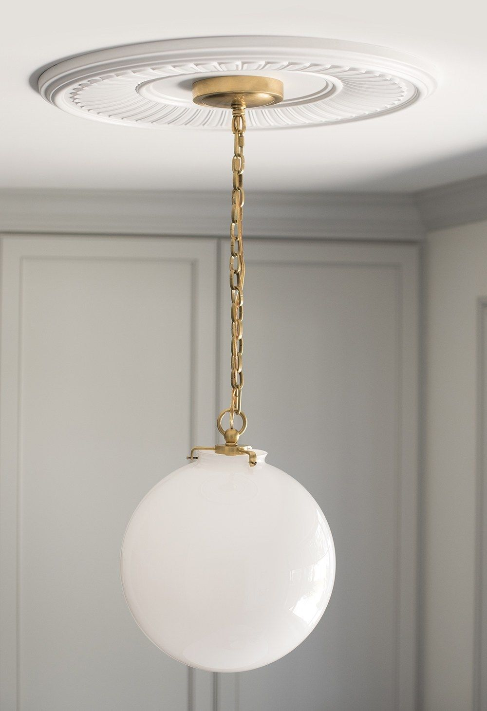 How To Install A Ceiling Medallion Room For Tuesday Ceiling Medallions Modern Ceiling Medallions Ceiling